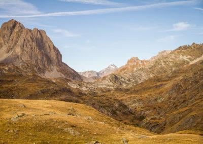 Haute vallée de la Clarée