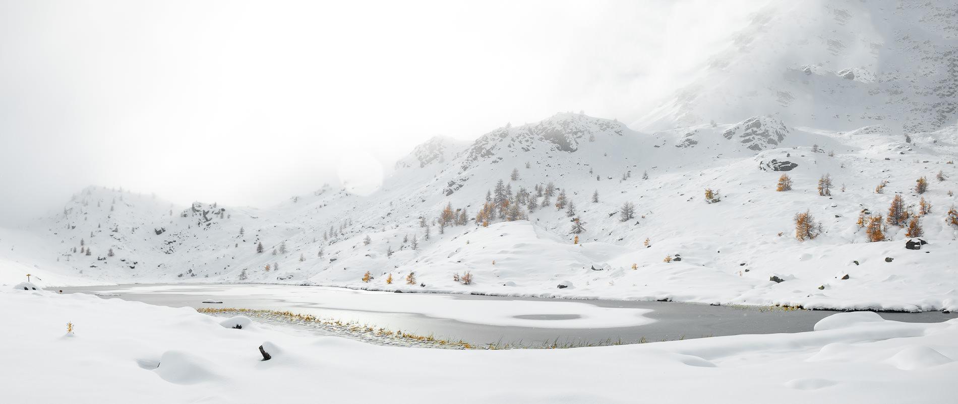 Le lac Cristol