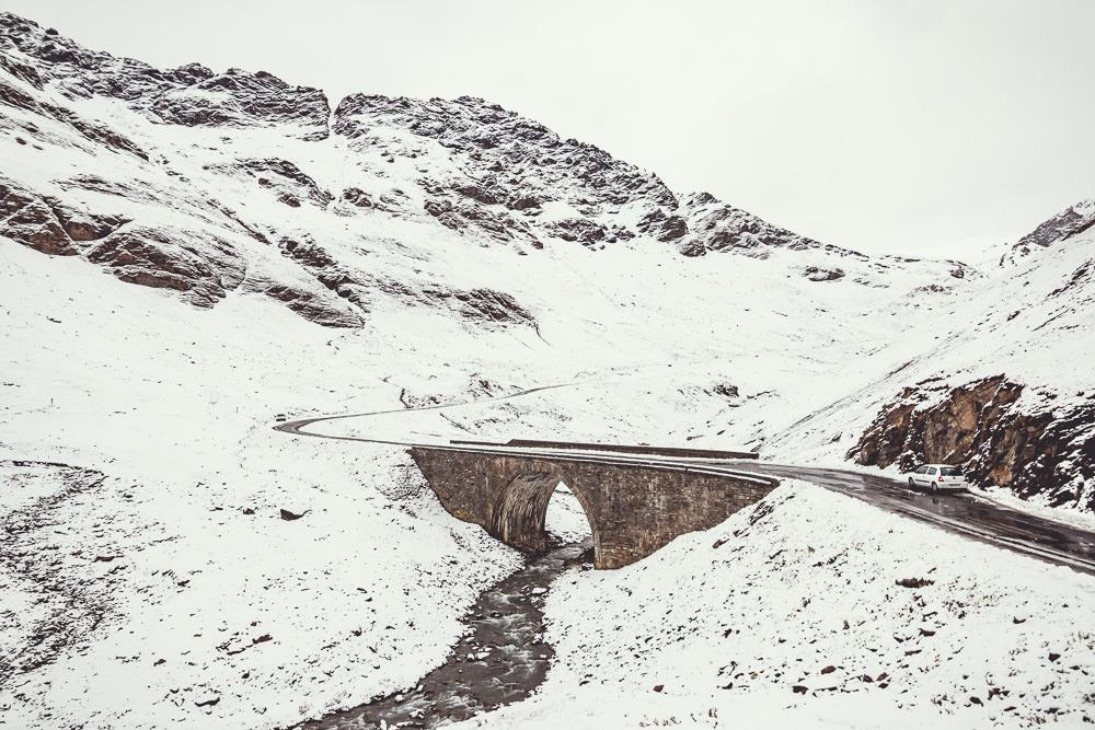 Le pont de la Neige