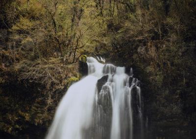 Cascade du flumen